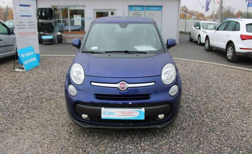 Fiat 500L Salon, Gwarancja, 57 tys km Bezwypadkowy zdjęcie 3