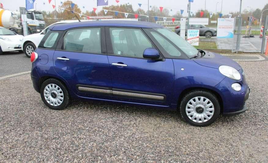 Fiat 500L Salon, Gwarancja, 57 tys km Bezwypadkowy zdjęcie 6