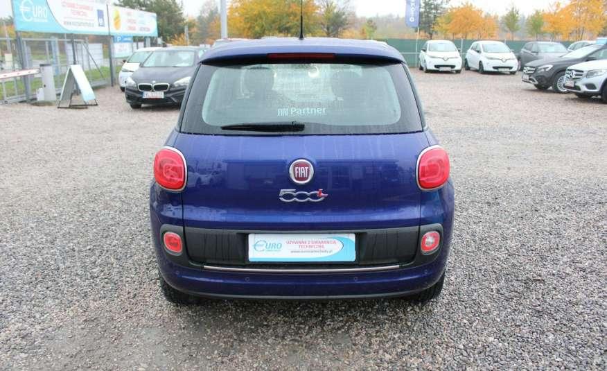 Fiat 500L Salon, Gwarancja, 57 tys km Bezwypadkowy zdjęcie 9