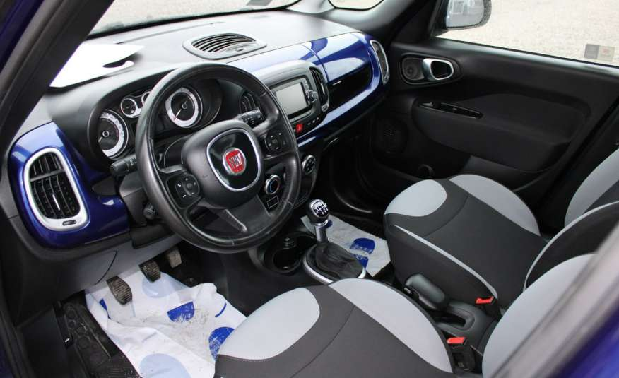 Fiat 500L Salon, Gwarancja, 57 tys km Bezwypadkowy zdjęcie 20