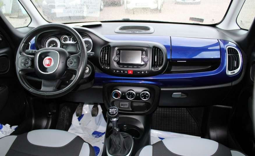 Fiat 500L Salon, Gwarancja, 57 tys km Bezwypadkowy zdjęcie 27