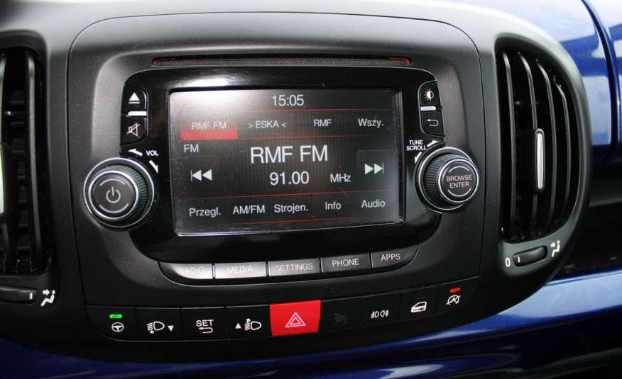 Fiat 500L Salon, Gwarancja, 57 tys km Bezwypadkowy zdjęcie 40