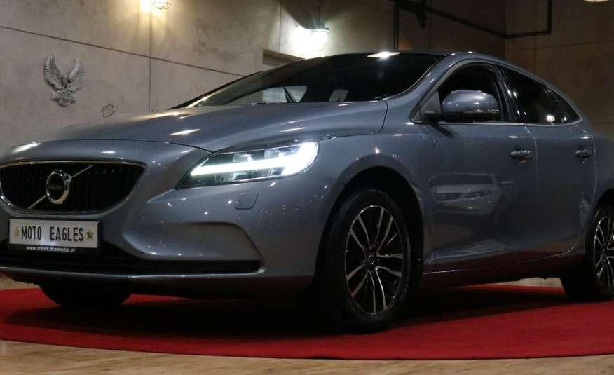 V40 Piękne Volvo Po LIFTINGU piękny błękit || full led | opłacony zdjęcie 16