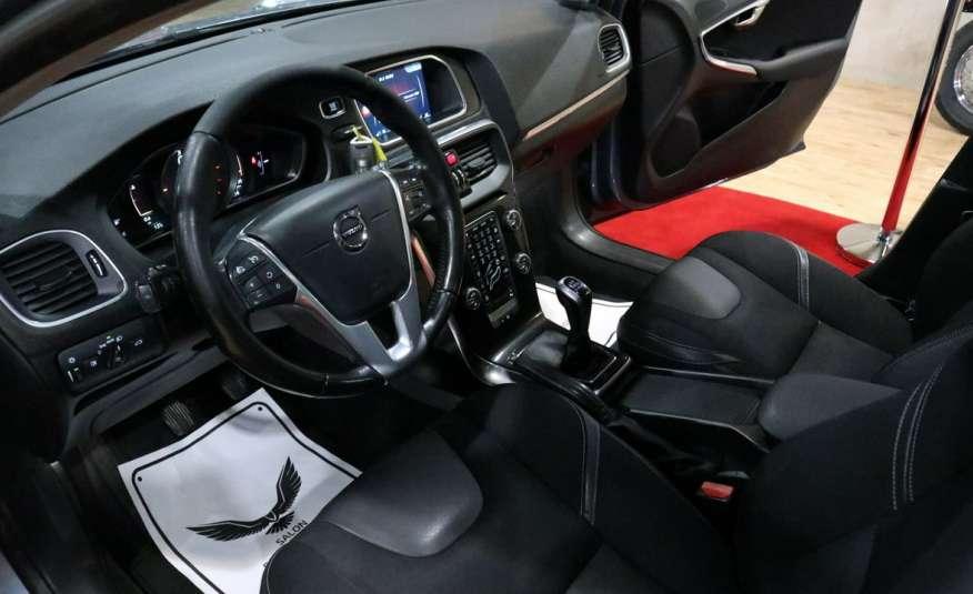 V40 Piękne Volvo Po LIFTINGU piękny błękit || full led | opłacony zdjęcie 22