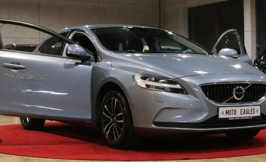 V40 Piękne Volvo Po LIFTINGU piękny błękit || full led | opłacony zdjęcie 24