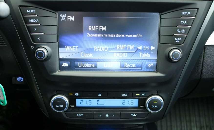 Toyota Avensis D-4D Premium +, fv VAT 23, salon PL, Gwarancja x 5 zdjęcie 8