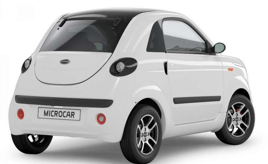 Microcar inny DUE 6 PLUS NOWY 2020r KAT. AM OD 14 LAT zdjęcie 3