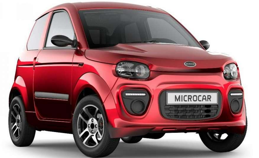 Microcar M.GO 6 PLUS NOWY 2020r KAT. AM OD 14 LAT zdjęcie 1