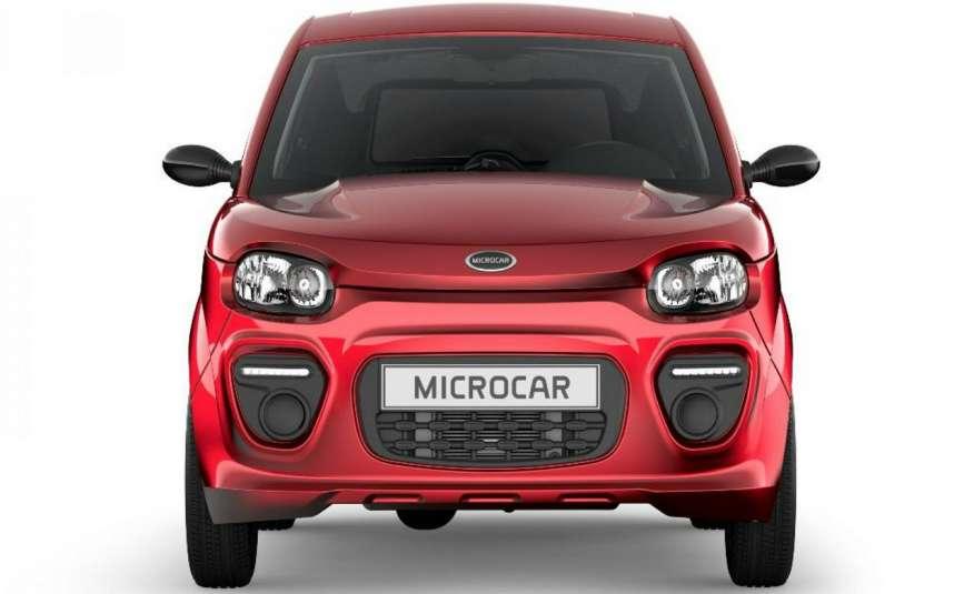 Microcar M.GO 6 PLUS NOWY 2020r KAT. AM OD 14 LAT zdjęcie 2