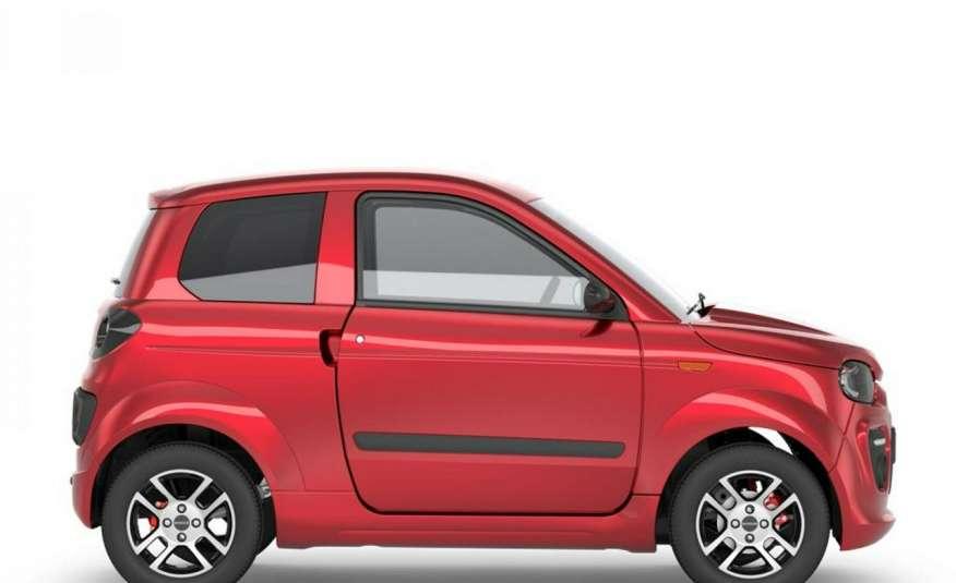 Microcar M.GO 6 PLUS NOWY 2020r KAT. AM OD 14 LAT zdjęcie 3
