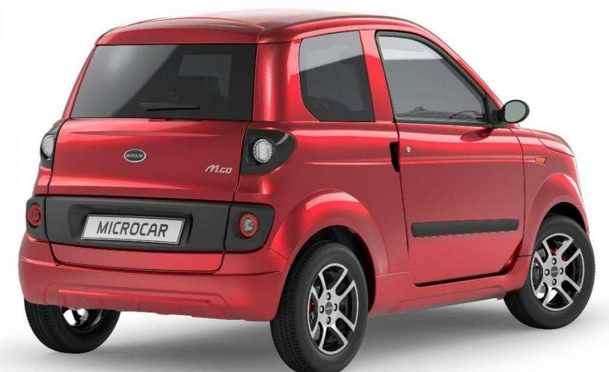 Microcar M.GO 6 PLUS NOWY 2020r KAT. AM OD 14 LAT zdjęcie 4