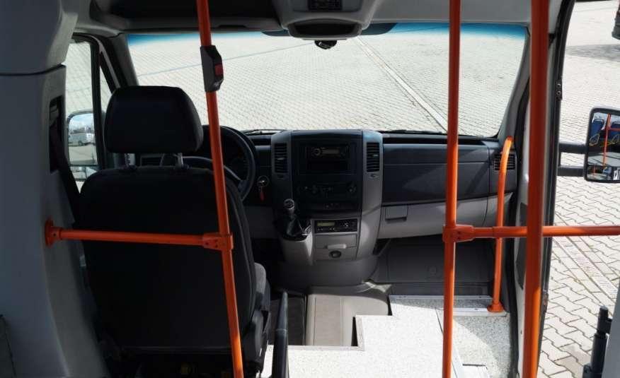 Volkswagen Crafter 2.0 TDI Miejski 13+45stojących 3 osie zdjęcie 16