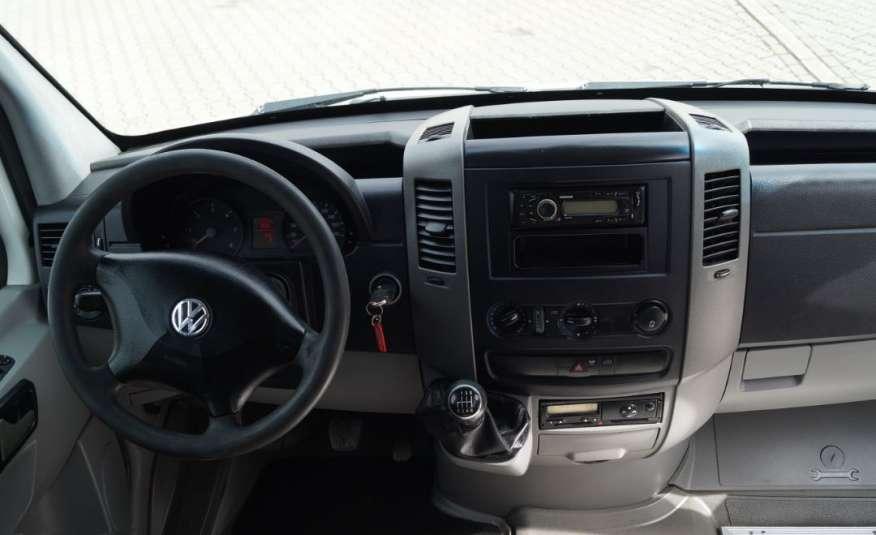Volkswagen Crafter 2.0 TDI Miejski 13+45stojących 3 osie zdjęcie 17