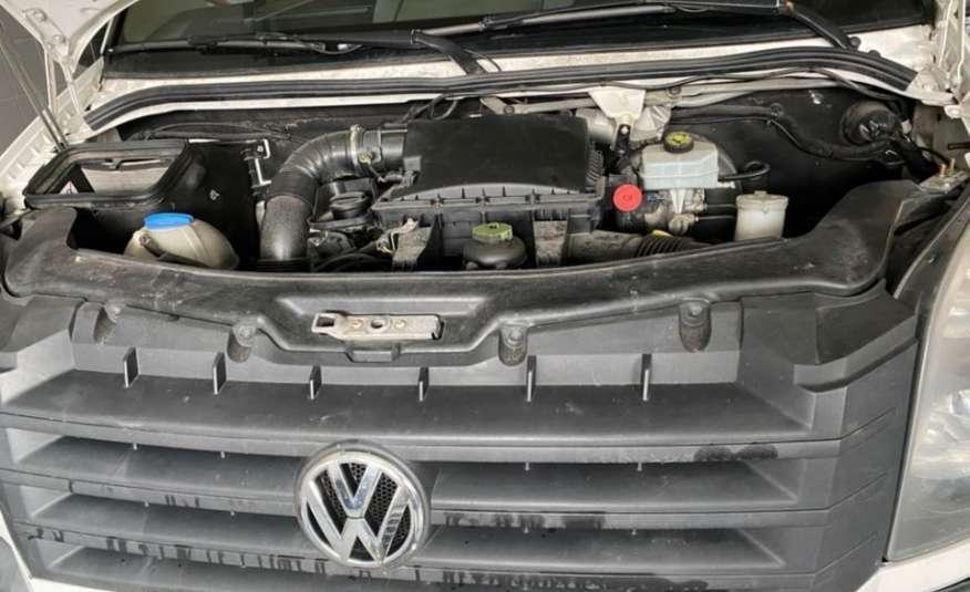 Volkswagen Crafter 2.0 TDI Miejski 13+45stojących 3 osie zdjęcie 24