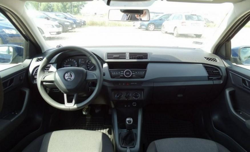 Skoda Fabia 1.4 TDI Salon PL 1 wł ASO FV23% Transport GRATIS zdjęcie 15