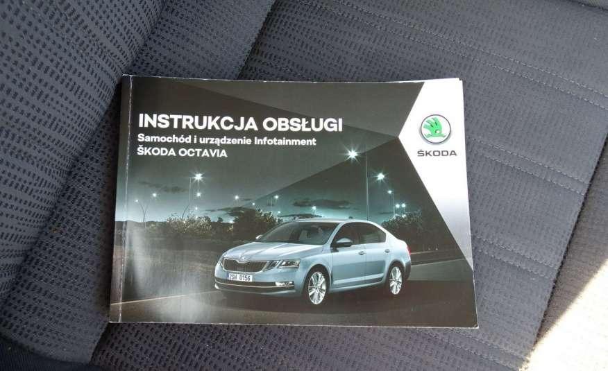 Skoda Octavia 1.6 TDI Salon PL 1 wł ASO FV23% Transport GRATIS zdjęcie 5