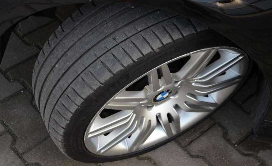 BMW 320 Czarny M-Pakiet Zarejestrowany 2.0D 163KM Lift Navi Alu Gwarancja zdjęcie 13