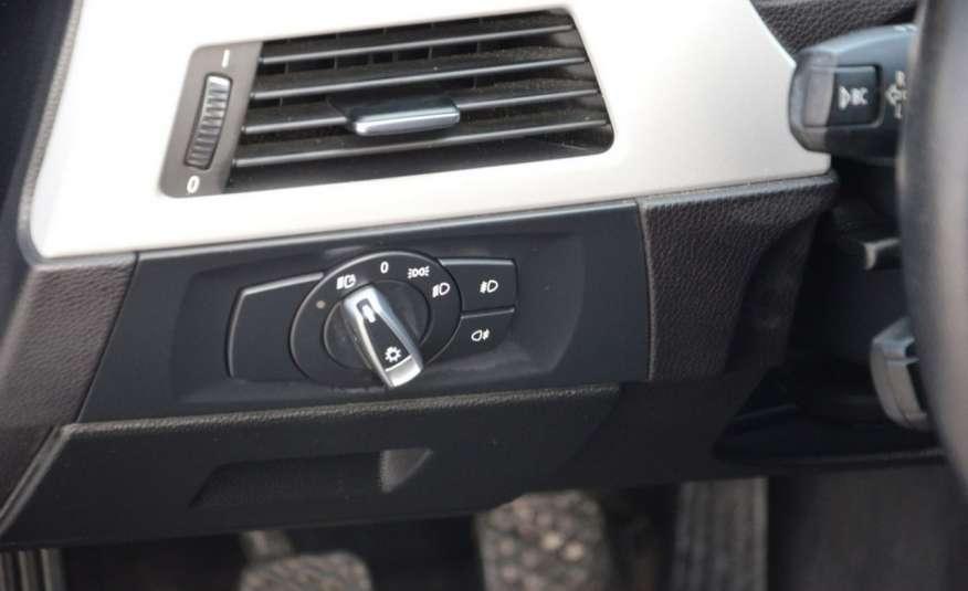 BMW 320 Czarny M-Pakiet Zarejestrowany 2.0D 163KM Lift Navi Alu Gwarancja zdjęcie 30