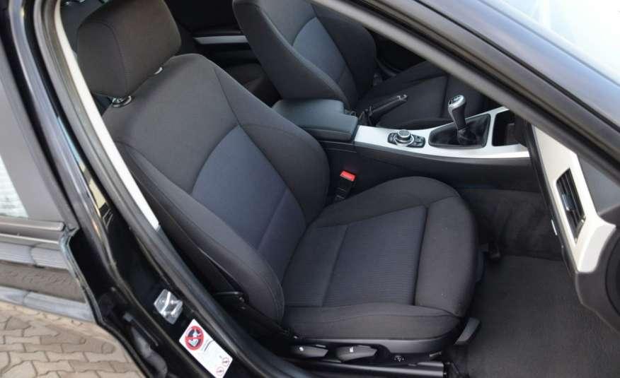 BMW 320 Czarny M-Pakiet Zarejestrowany 2.0D 163KM Lift Navi Alu Gwarancja zdjęcie 36