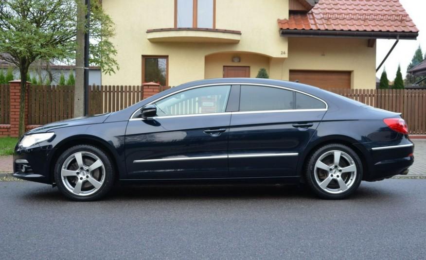 Volkswagen Passat CC Opłacony 1.8TSI + Gaz Serwis Navi Xenon Alu Gwarancja zdjęcie 2