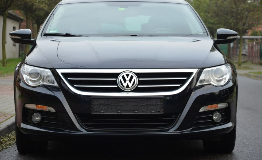 Volkswagen Passat CC Opłacony 1.8TSI + Gaz Serwis Navi Xenon Alu Gwarancja zdjęcie 5