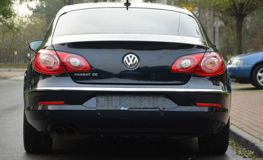 Volkswagen Passat CC Opłacony 1.8TSI + Gaz Serwis Navi Xenon Alu Gwarancja zdjęcie 7