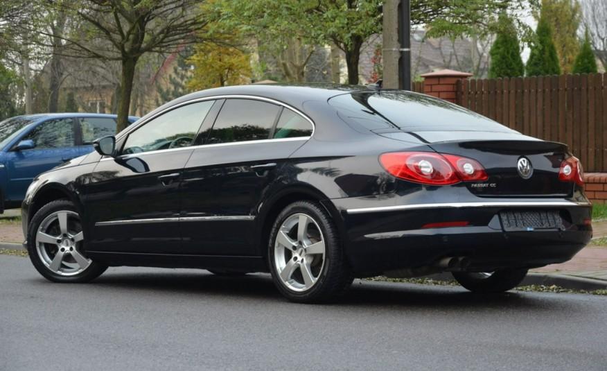 Volkswagen Passat CC Opłacony 1.8TSI + Gaz Serwis Navi Xenon Alu Gwarancja zdjęcie 9