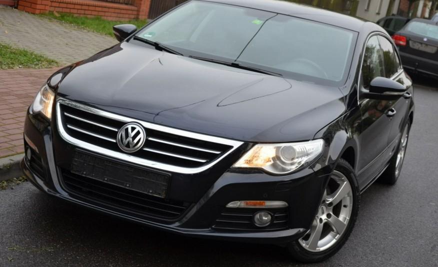 Volkswagen Passat CC Opłacony 1.8TSI + Gaz Serwis Navi Xenon Alu Gwarancja zdjęcie 11