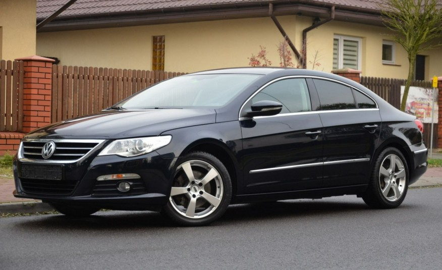 Volkswagen Passat CC Opłacony 1.8TSI + Gaz Serwis Navi Xenon Alu Gwarancja zdjęcie 13