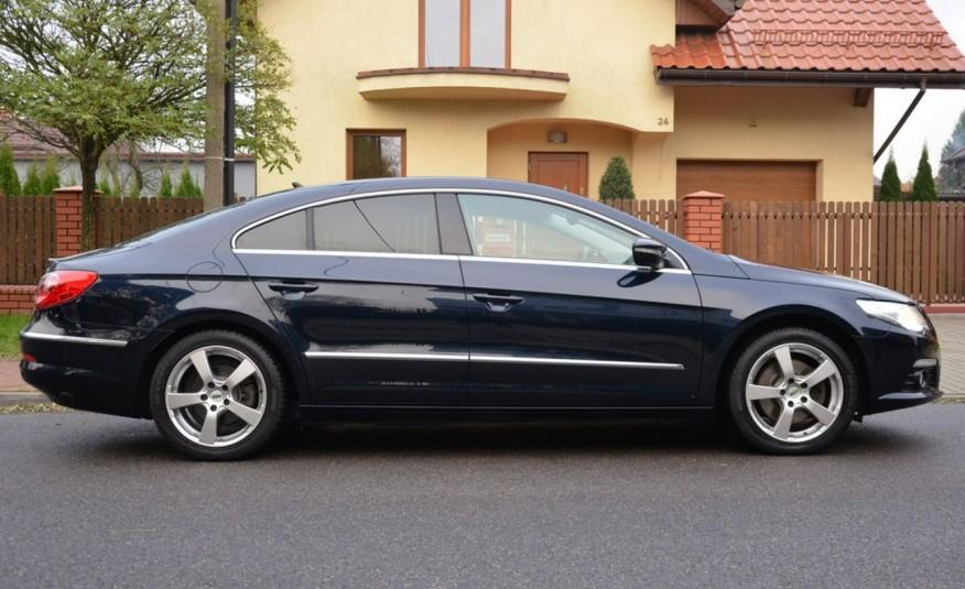 Volkswagen Passat CC Opłacony 1.8TSI + Gaz Serwis Navi Xenon Alu Gwarancja zdjęcie 14