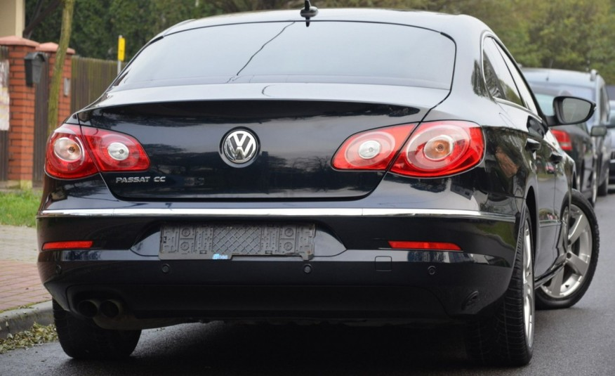 Volkswagen Passat CC Opłacony 1.8TSI + Gaz Serwis Navi Xenon Alu Gwarancja zdjęcie 15