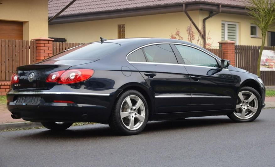Volkswagen Passat CC Opłacony 1.8TSI + Gaz Serwis Navi Xenon Alu Gwarancja zdjęcie 16
