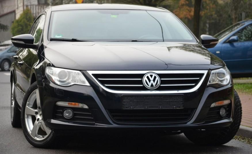 Volkswagen Passat CC Opłacony 1.8TSI + Gaz Serwis Navi Xenon Alu Gwarancja zdjęcie 18