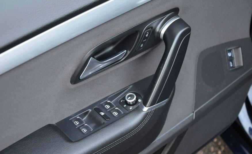 Volkswagen Passat CC Opłacony 1.8TSI + Gaz Serwis Navi Xenon Alu Gwarancja zdjęcie 22