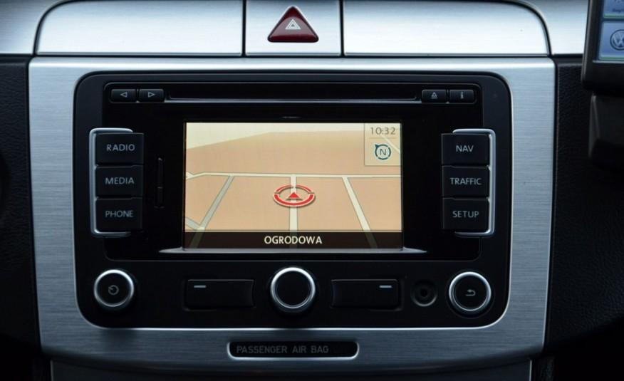 Volkswagen Passat CC Opłacony 1.8TSI + Gaz Serwis Navi Xenon Alu Gwarancja zdjęcie 33