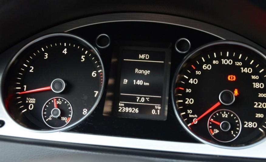Volkswagen Passat CC Opłacony 1.8TSI + Gaz Serwis Navi Xenon Alu Gwarancja zdjęcie 37
