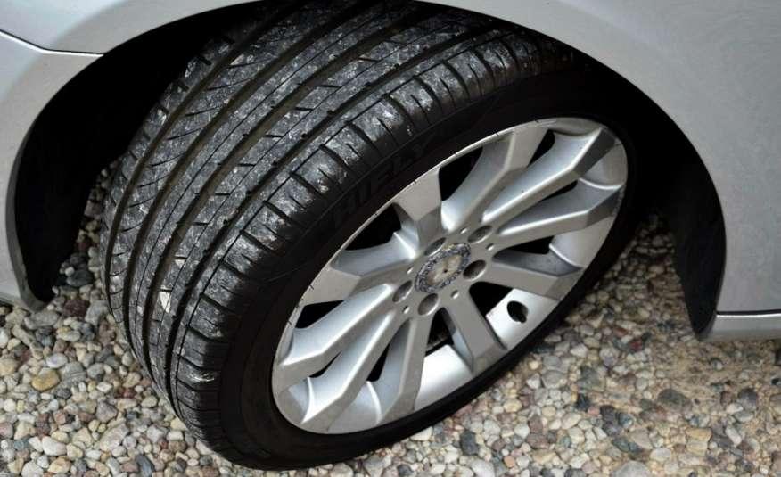 Mercedes CLS 320 Opłacony 320CDI Lift Wentyle Skóra Navi Bi-xenon Alu Gwarancja zdjęcie 10