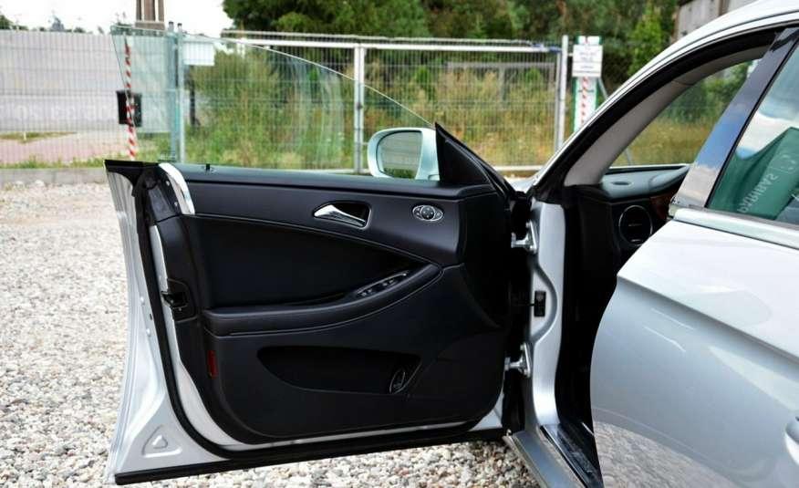 Mercedes CLS 320 Opłacony 320CDI Lift Wentyle Skóra Navi Bi-xenon Alu Gwarancja zdjęcie 19