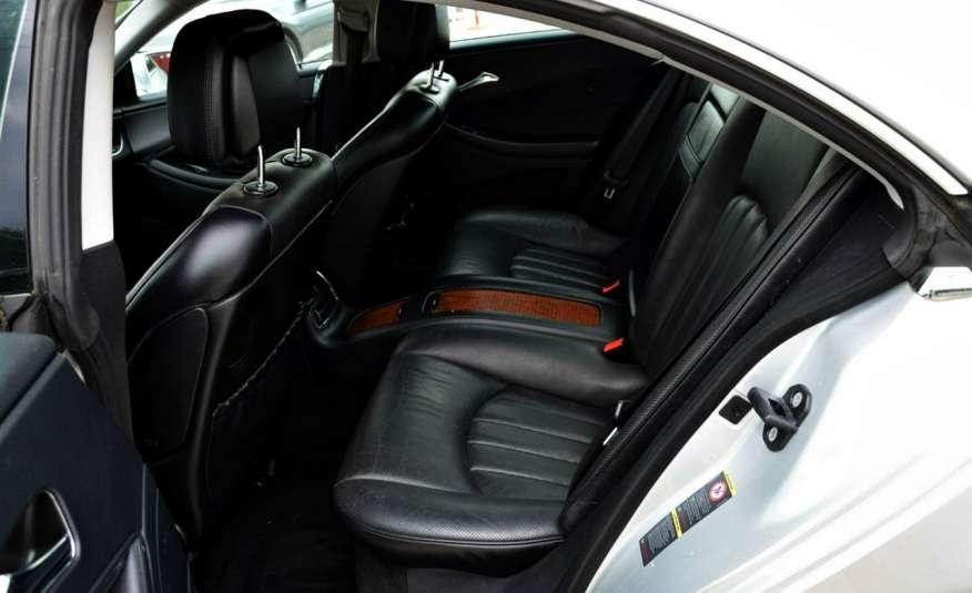 Mercedes CLS 320 Opłacony 320CDI Lift Wentyle Skóra Navi Bi-xenon Alu Gwarancja zdjęcie 27