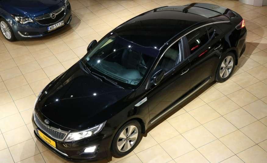 Kia Optima XL Hybrid, Gwarancja x 5, salon PL, fv VAT 23 zdjęcie 4