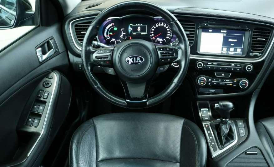 Kia Optima XL Hybrid, Gwarancja x 5, salon PL, fv VAT 23 zdjęcie 5
