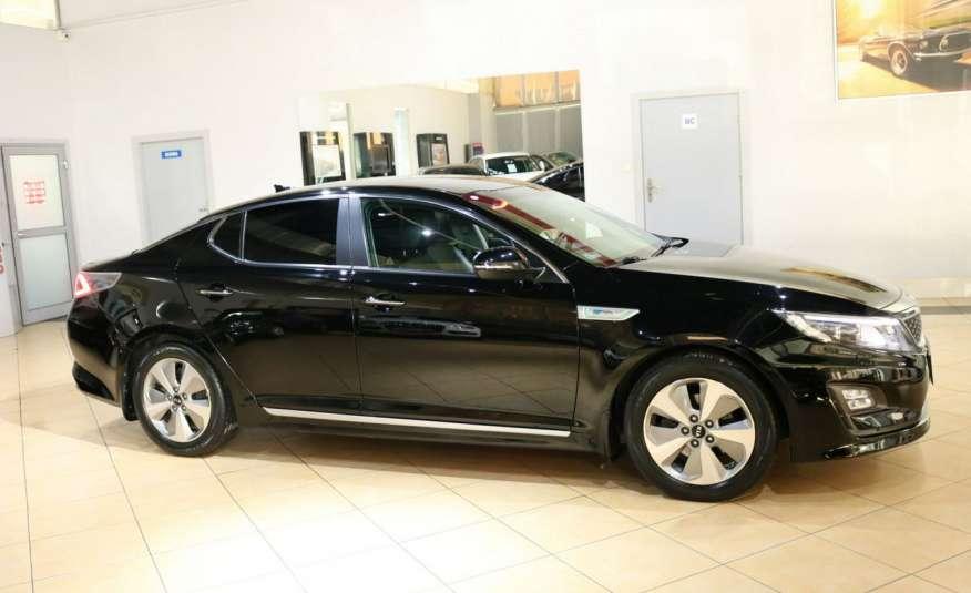 Kia Optima XL Hybrid, Gwarancja x 5, salon PL, fv VAT 23 zdjęcie 14