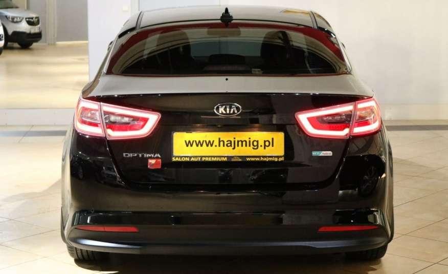 Kia Optima XL Hybrid, Gwarancja x 5, salon PL, fv VAT 23 zdjęcie 24