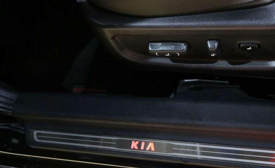 Kia Optima XL Hybrid, Gwarancja x 5, salon PL, fv VAT 23 zdjęcie 42