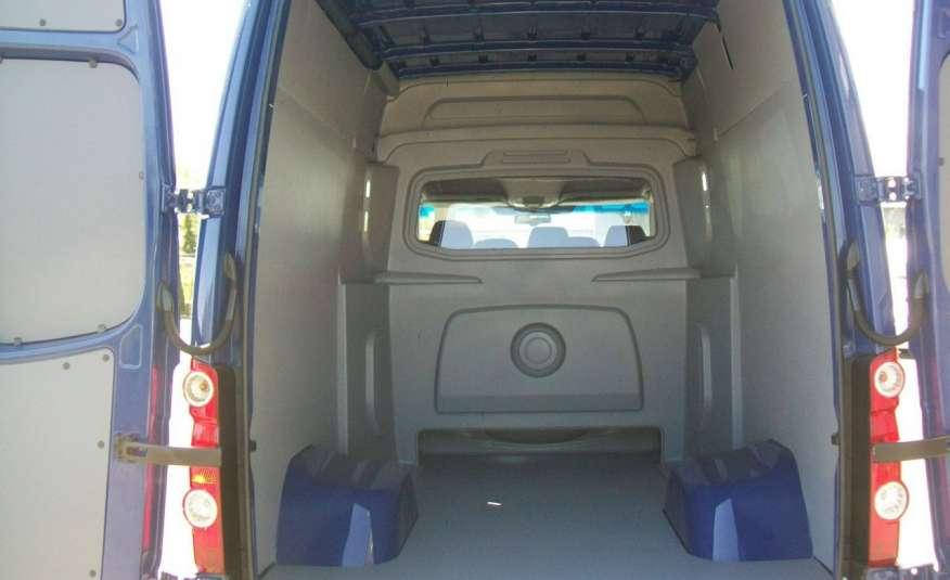 Volkswagen Crafter 2.0BITDI 164KM A/C 7 OS BLIŹNIAKI NA KAT B NAVIGACJA NR 58 zdjęcie 18