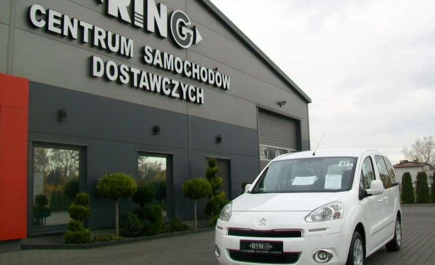 Peugeot Partner 1.6HDI 75KM A/C 5OS MOD 14 LEDY TEPEE SERWIS NR 61 zdjęcie 1
