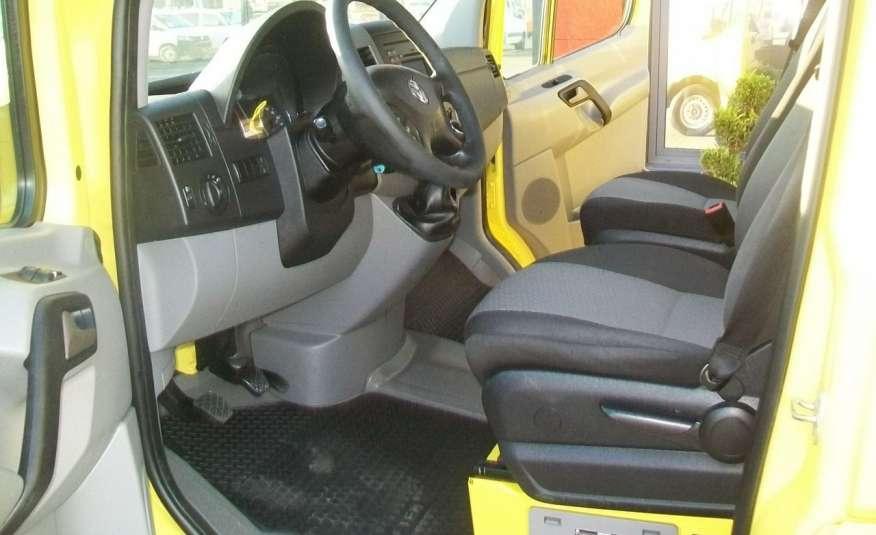 Volkswagen Crafter 2.0BITDI 164KM A/C DOKA MAXI 7OS WEBASTO NAVI NR 1 zdjęcie 6