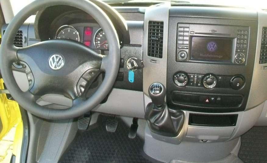 Volkswagen Crafter 2.0BITDI 164KM A/C DOKA MAXI 7OS WEBASTO NAVI NR 1 zdjęcie 8