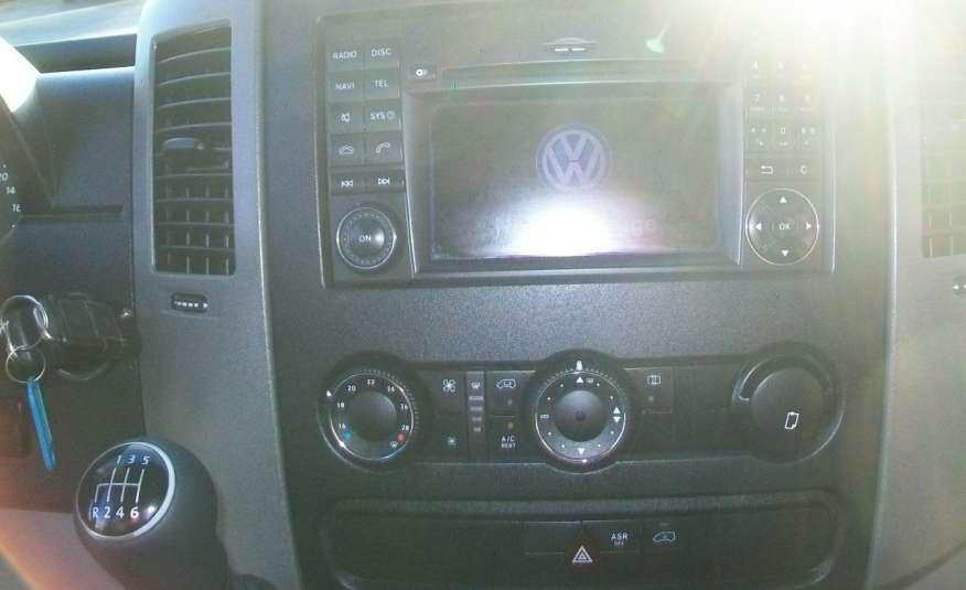 Volkswagen Crafter 2.0BITDI 164KM A/C DOKA MAXI 7OS WEBASTO NAVI NR 1 zdjęcie 9