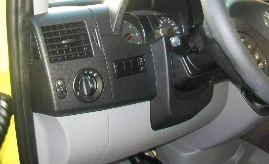 Volkswagen Crafter 2.0BITDI 164KM A/C DOKA MAXI 7OS WEBASTO NAVI NR 1 zdjęcie 11